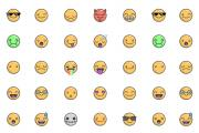 Emoticons Free Vector Icons Pack