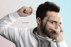 How to Create a Portrait Mask Illusion With Photoshop