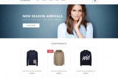 La Shoopa Free eCommerce Template