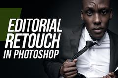 Editorial Retouch In Photoshop