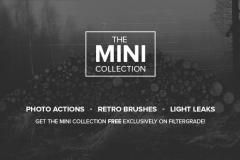 FilterGrade Mini Collection Free Photoshop Actions