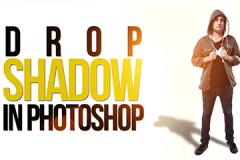 Drop Shadow In Photoshop CS6