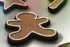 Create a Gingerbread Cookie Scene Using Smart Objects