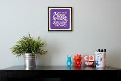 Craft an Honorary Willy Wonka Typographic Quote Poster
