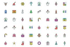 32 Free Christmas Icons from Swifticon
