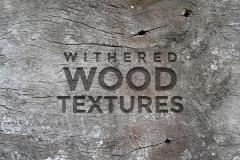 10 Withered Wood Textures