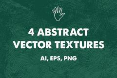 4 Abstract Vector Textures