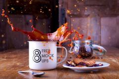 8 Cup and Mug Mockups