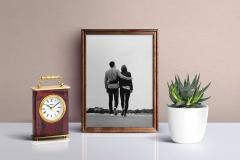 Picture Frame PSD Mockup
