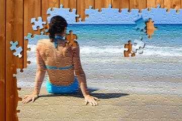 Learn How to Create Jigsaw Puzzle Effect in Photoshop
