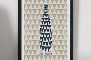 15 Cool Posters That Use Patterns Effectively