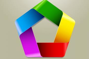 Create a Colorful Logo Design in Adobe Illustrator