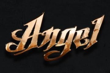 Create a Metallic Copper Text Effect Using Layer Styles in Photoshop