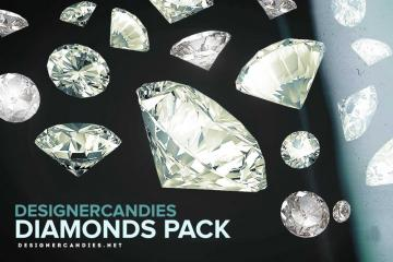Diamond Renders Pack