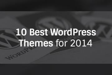 10 Best WordPress Themes for 2014