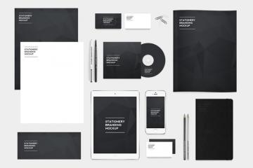 Stationery Branding Mockup Pack