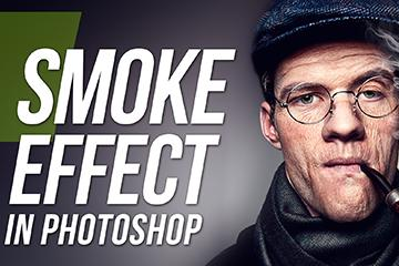 Smoke Effect In Photoshop
