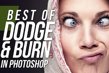 "Dodge & Burn In Photoshop ""Best Of Three"""