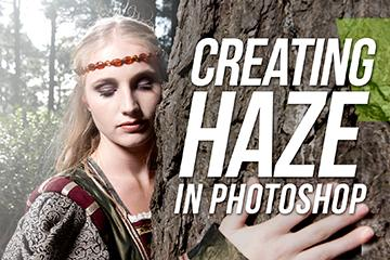 Creating Haze in Photoshop