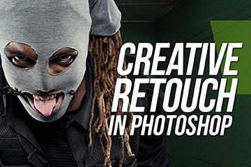 Creative Photoshop Manipulation Tutorial - Terrorist