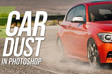 Creating Car Dust In Photoshop