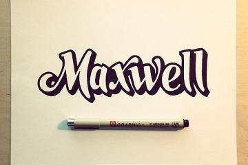 Taking Calligraphy to a New Level: Hand Lettered Logos