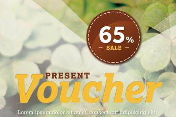 Design an Eye-Catching Voucher in Photoshop