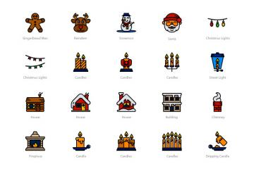 100 Free Winter Icons