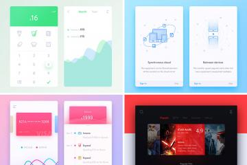 Inspirational UI Elements Volume 2