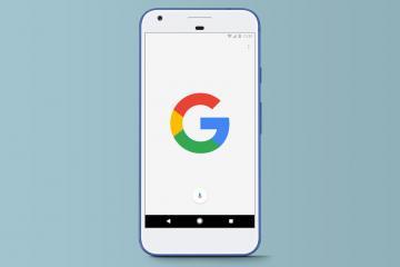 Google Pixel PSD Mockup #2