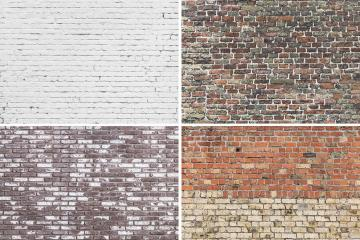 Brick Wall Textures Volume 2
