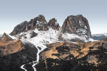 4 Free Photos of the Dolomites