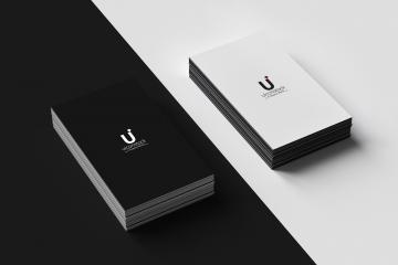 Flato Business Card Mockup