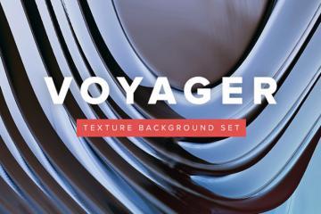Voyager Texture Background Set