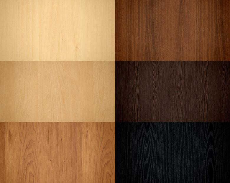 Melamine Wood Pattern Background
