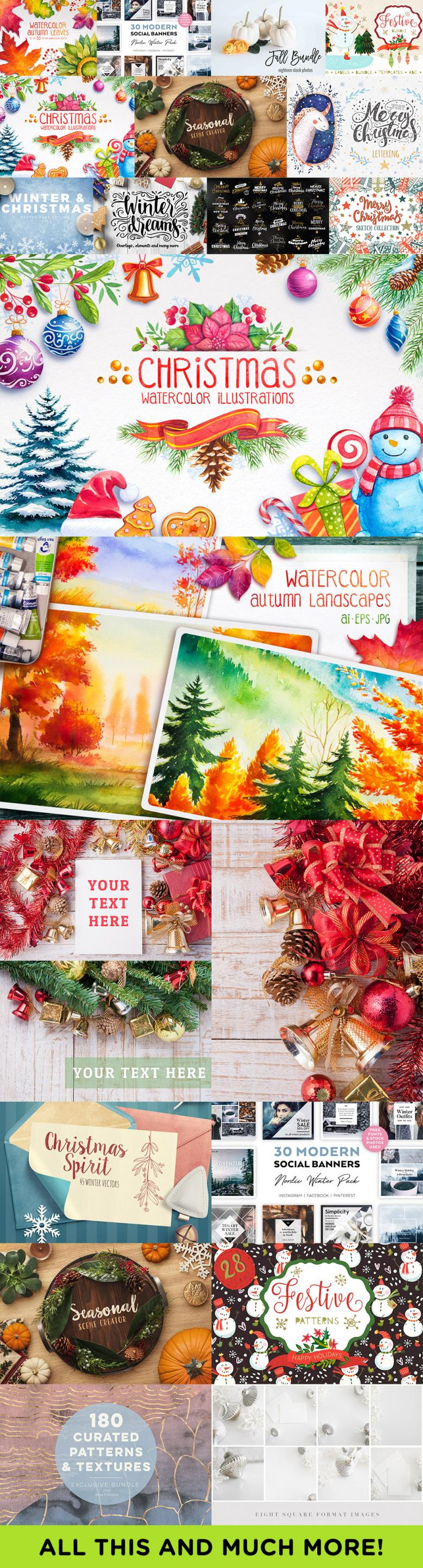 Limited Time: The Exhaustive 2016 Fall and Christmas Collection