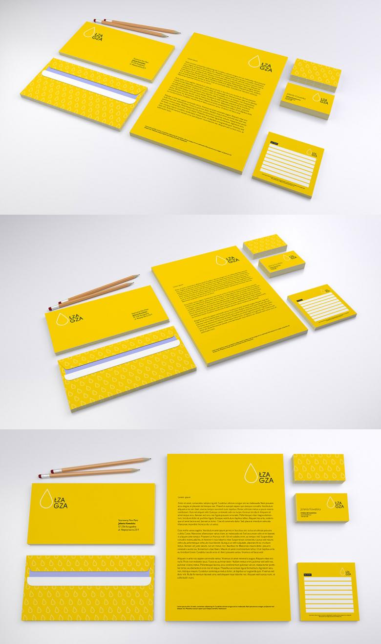Corporate Branding and Identity Mockup Set