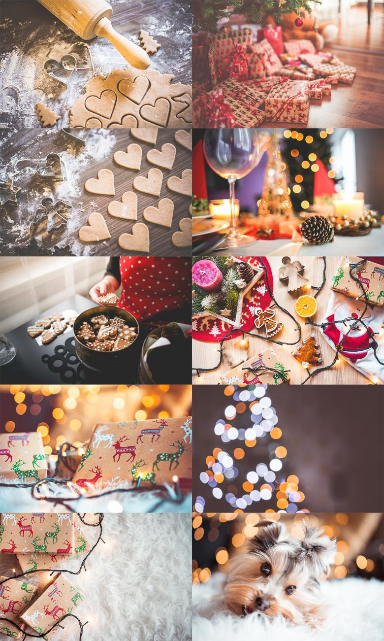 10 Free Christmas Photos