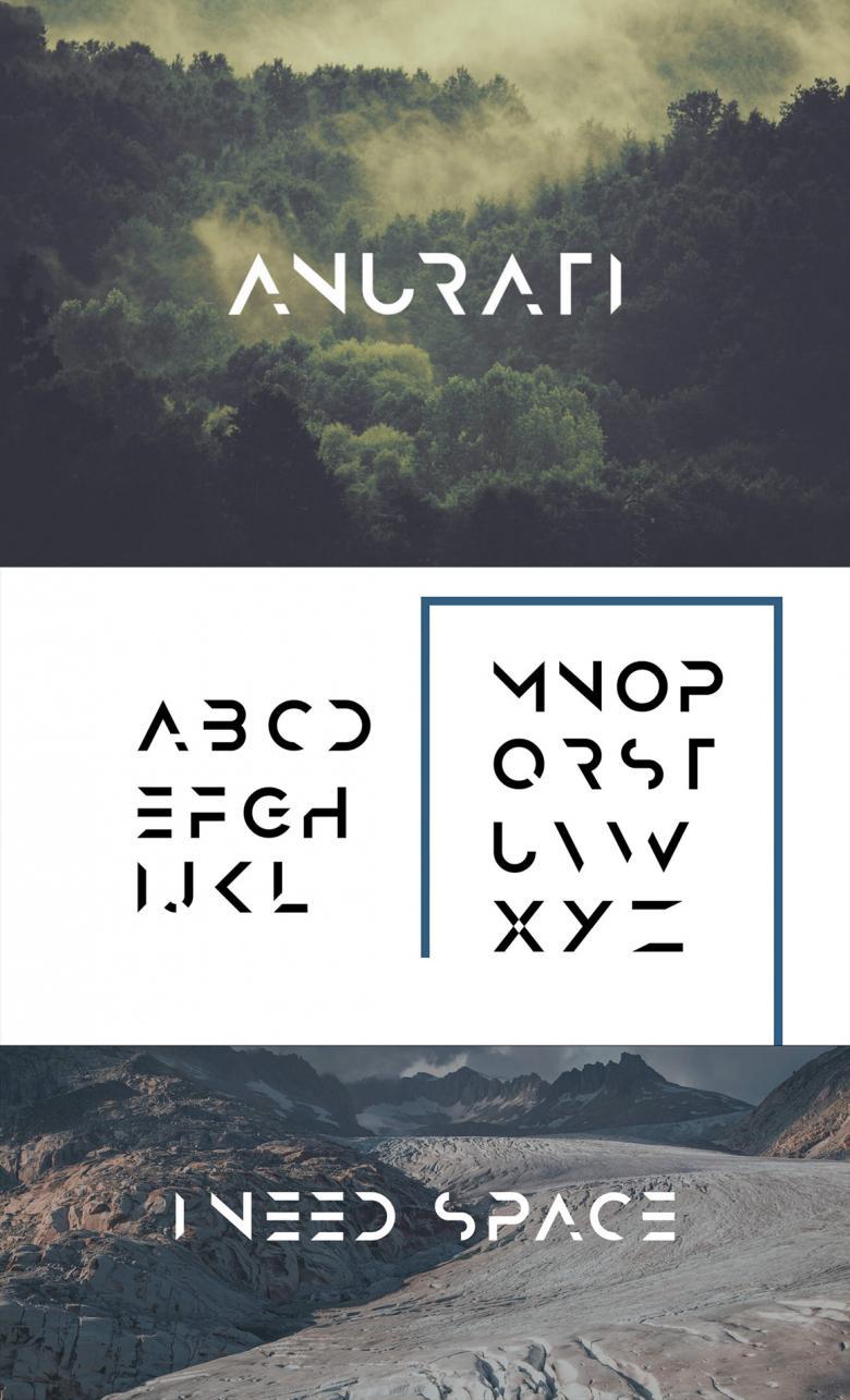 Anurati Font