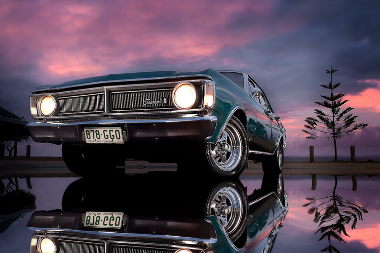 Car Photography A Guide To Making Any Set Of Wheels Look Great On